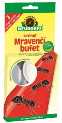 Loxiran Mravenčí bufet