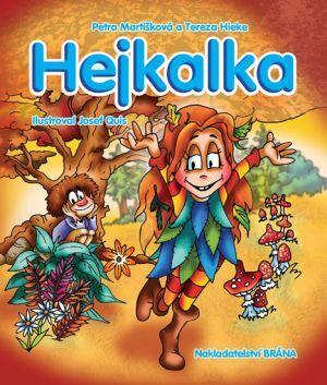 Hejkalka kniha