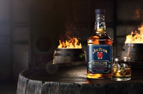 Jim Beam Double Oak