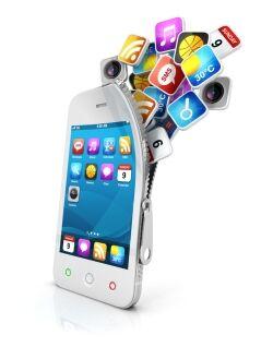 Seznamka aplikace pro chytré telefony