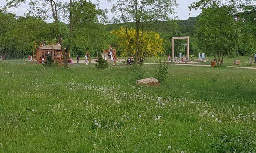park Řepy