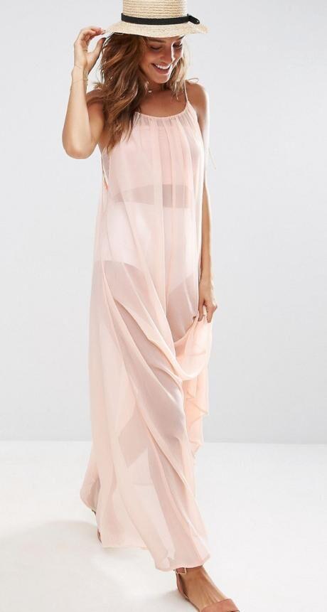 390da3851065 ... plážové oblečení většina žen volí šaty z lehkého materiálu