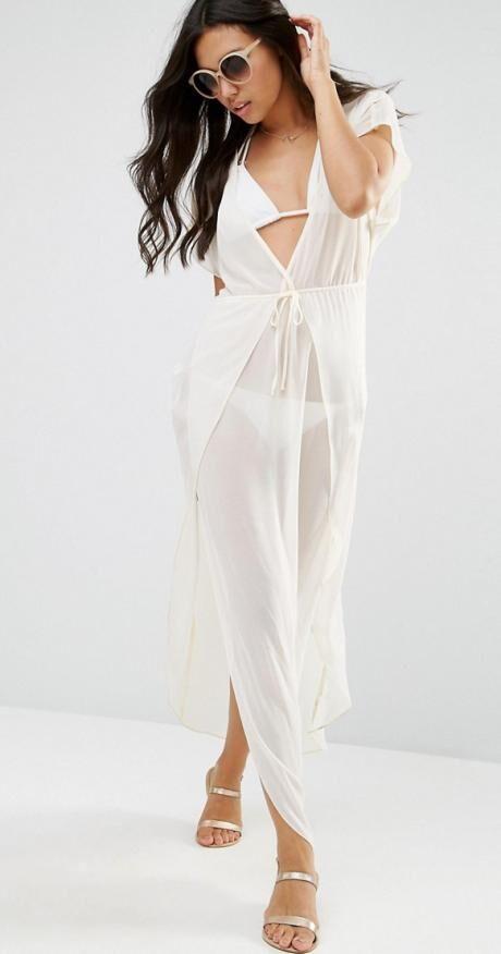 šaty z asou o