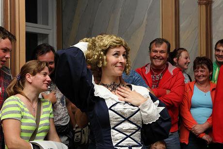 Noční prohlídky Bítov, foto: www.vyletiky.cz