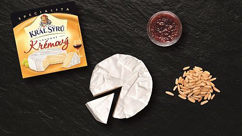 kremovy syr pr