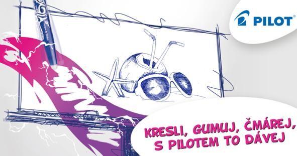 nakresli to pilot
