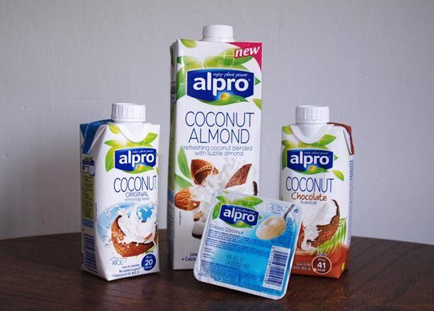 alpro skupina produktu