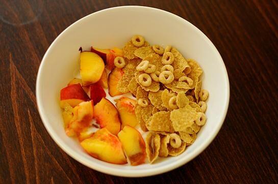 blogerka anna testování cerealii