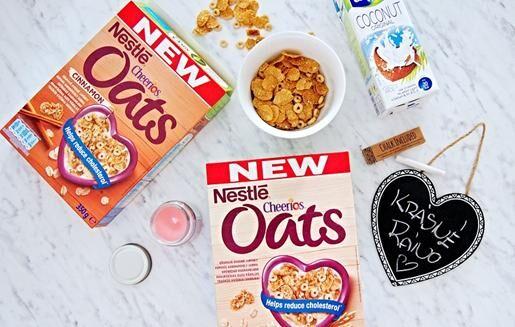 blogerka tereza testovani cerealii