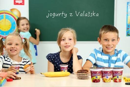 jogurty a d�ti