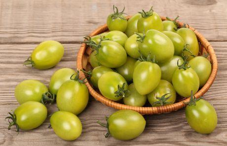 rajčata zelená
