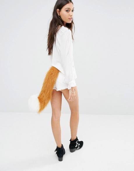 ocas lišky