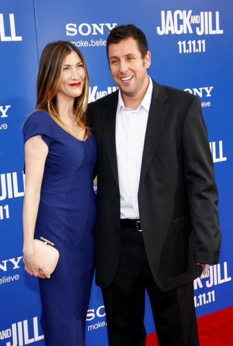 adam s manželkou