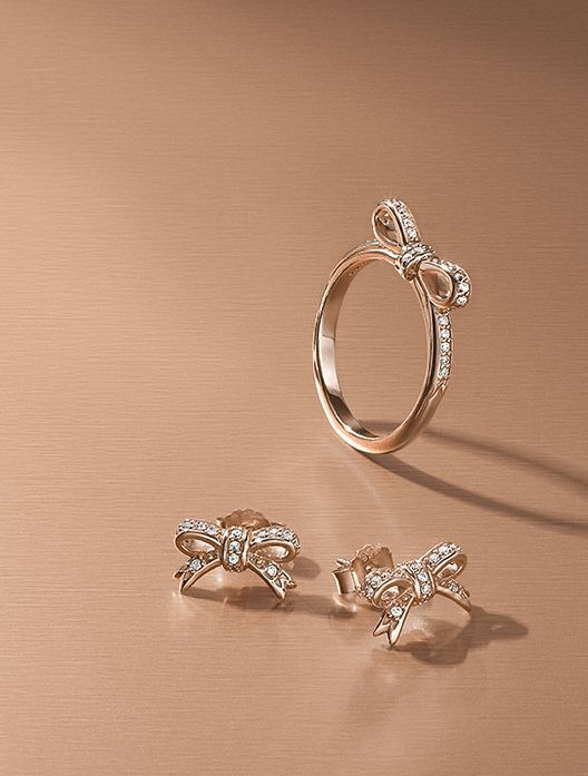 Pandora šperky mašlička
