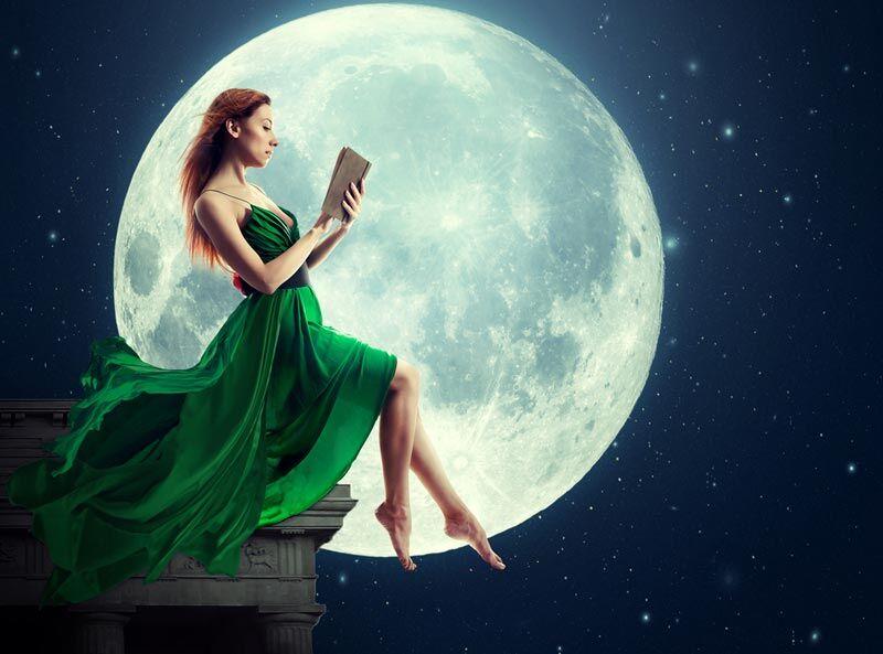 úplněk, foto: Shutterstock
