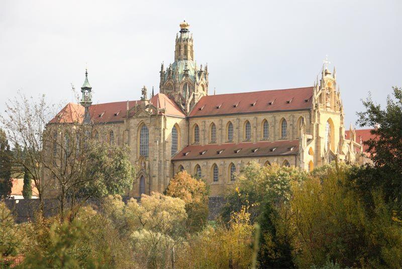 Pět důvodů, proč navštívit kladrubský klášter
