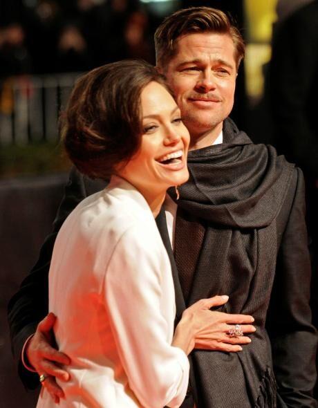 Pitt a Jolie