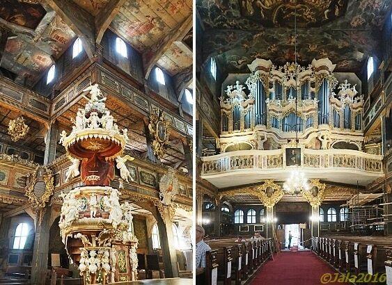 Svídnice, kostel Míru