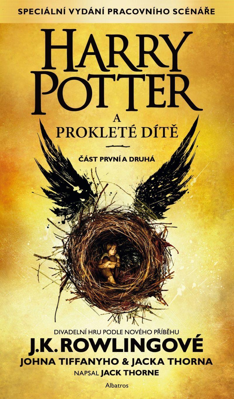 jarry Potter a prokleté dítě