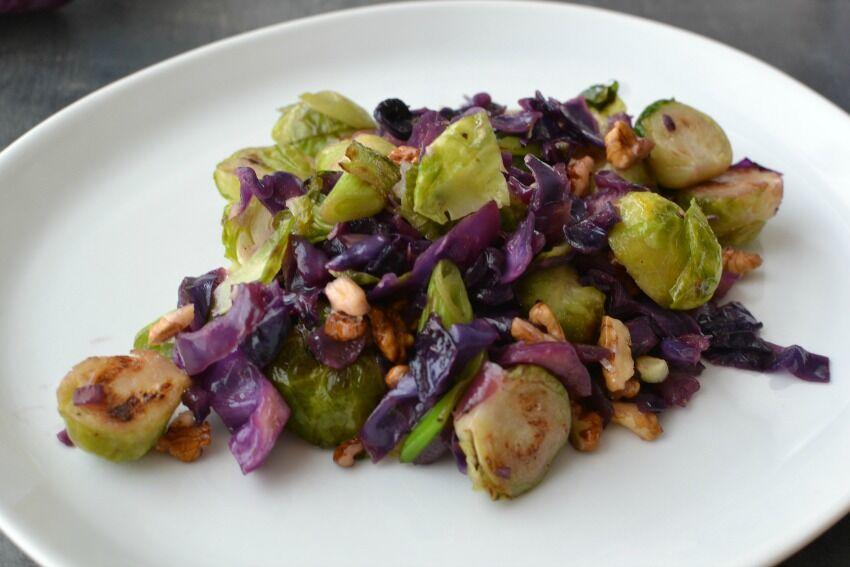 podzimní salát