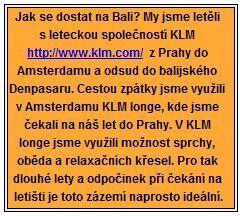 KLM box