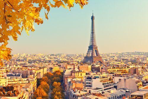 věž Eiffelova