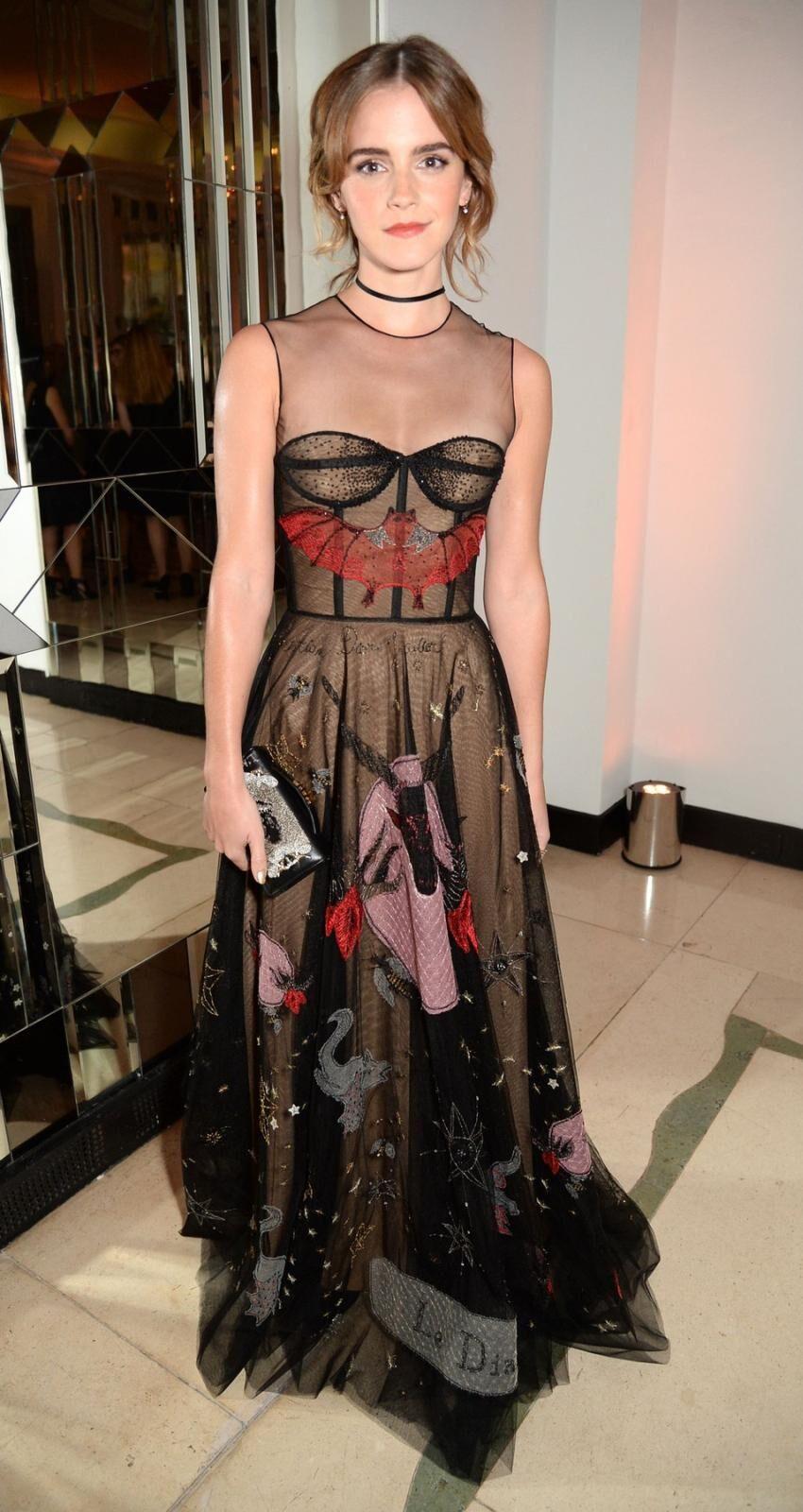 195f6ae46bdd ŽENA-IN - Tyhle šaty by Emmě Watson záviděla i samotná Hermiona!