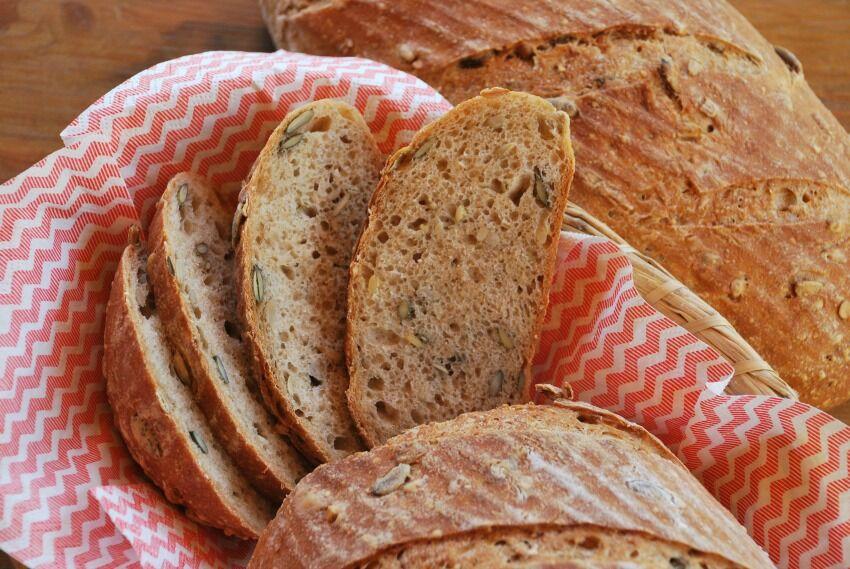 Hradecký kváskový chléb