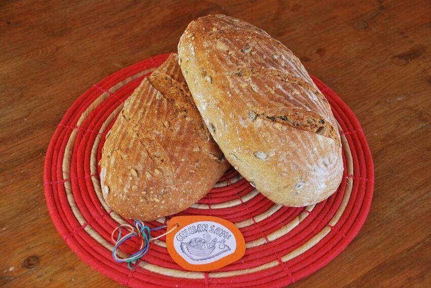Hradecký chléb