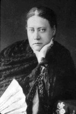 Helena Petrovna Blavatská