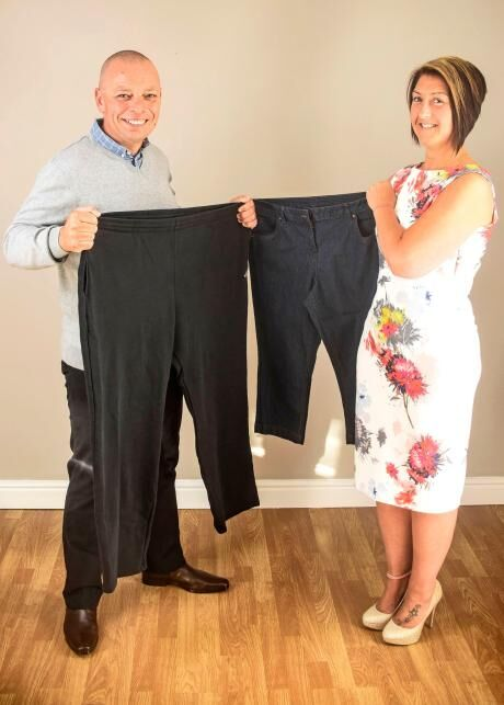 s kalhotami