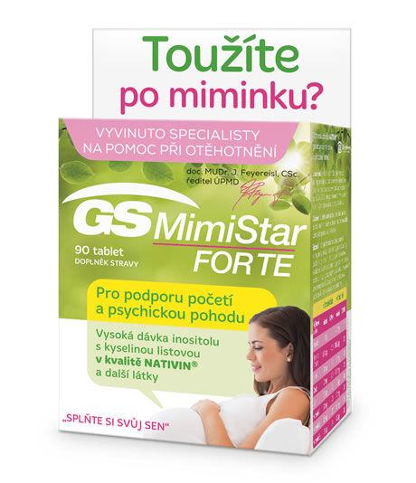 GS MIMISTAR® FORTE