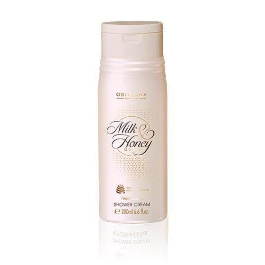 Zvláčňující krémový sprchový gel Milk & Honey Gold