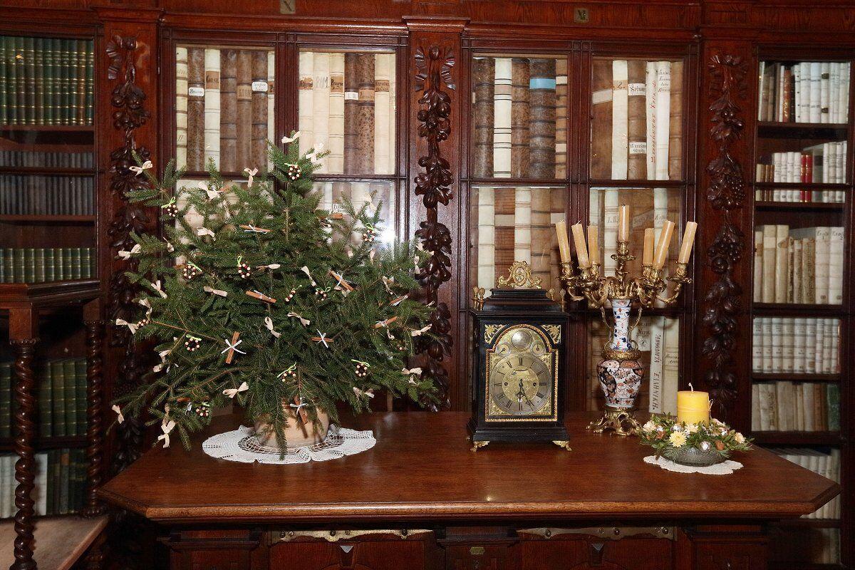 Pozvánka na vánoční prohlídky Hrádek u Nechanic