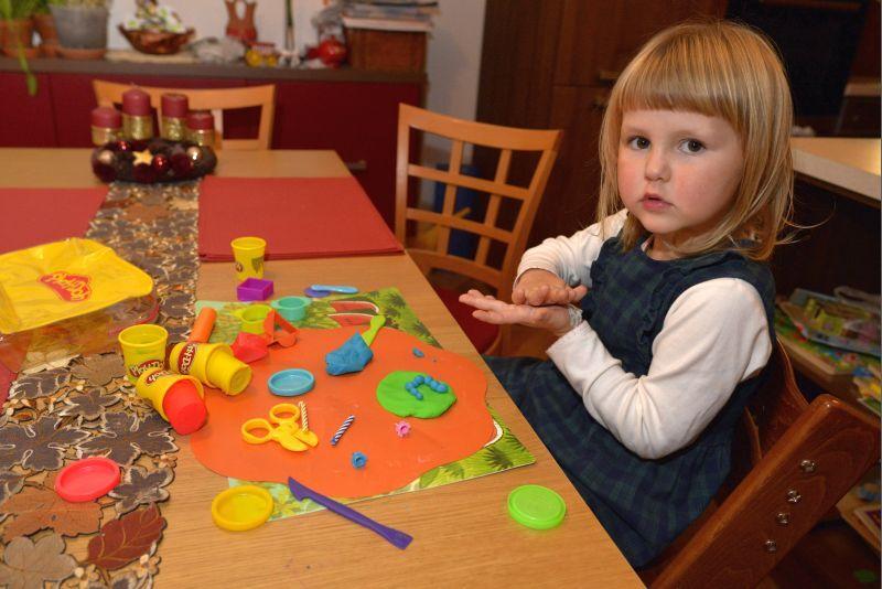Anička Play-Doh