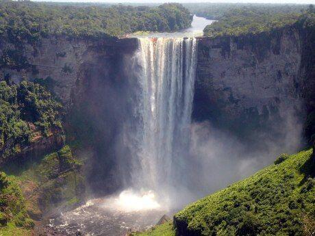 Surinam, Guyana