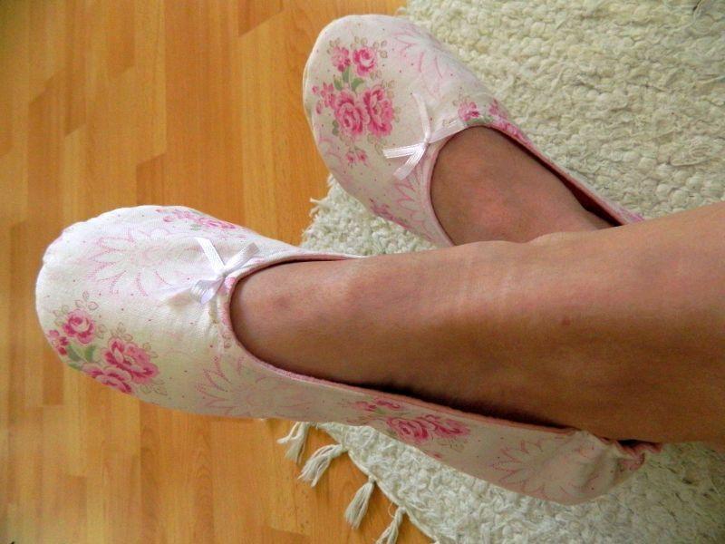 papuče celé