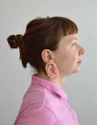 šperky ucho