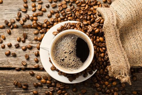kávový balíček