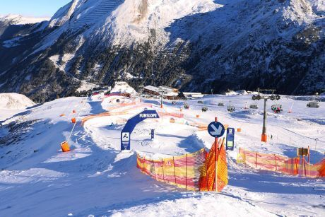 Funslope na Hintertuxu (c) Zillertal Tourismus - Thomas Straub