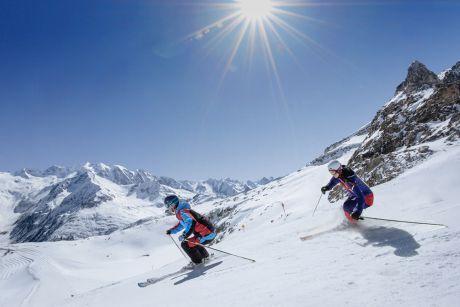 Zimní idyla v Zillertalu (c)Zillertal Tourismus -Thomas Straub
