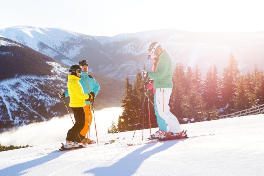 ski arela