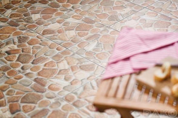 podlaha rako