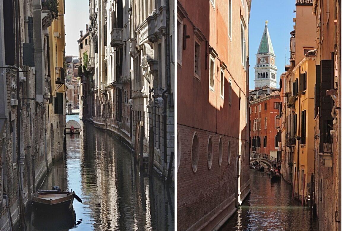 Benátské kanály