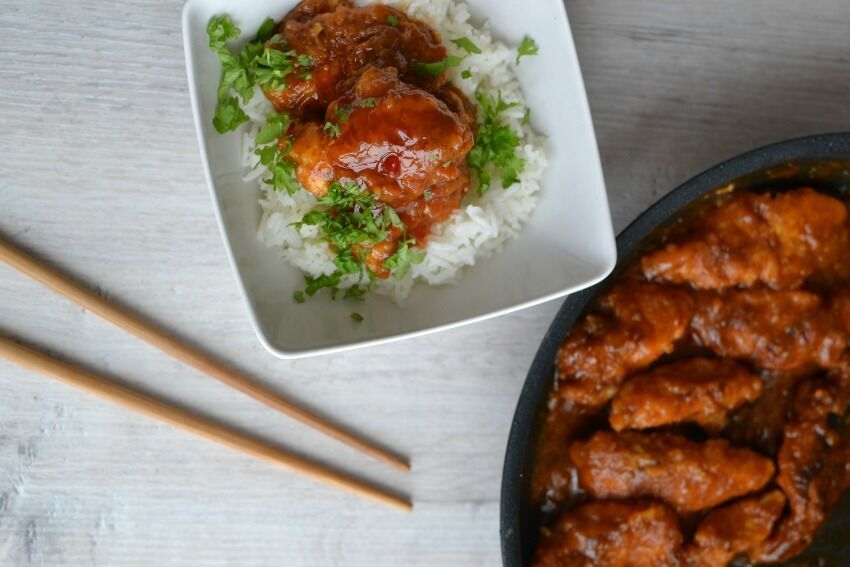 asijské kuře