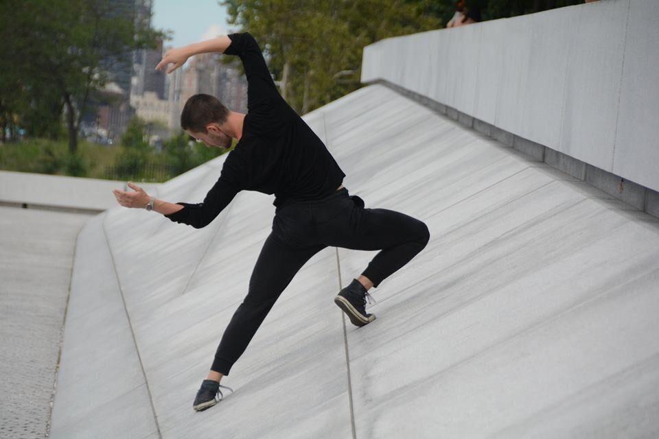 Honza Pelichovský tanec