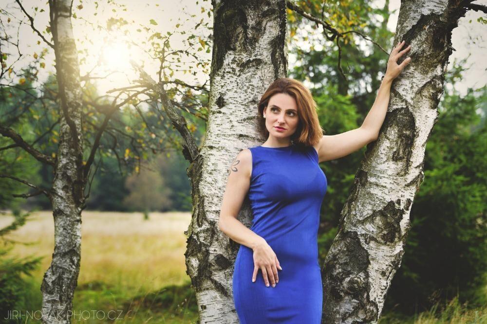 Kamila Suchánková upír