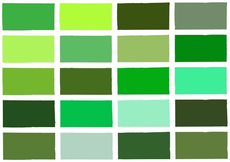 b90dd3a131b Zelená je barvou Anaháty neboli čakry srdce. Ovládá krevní oběh