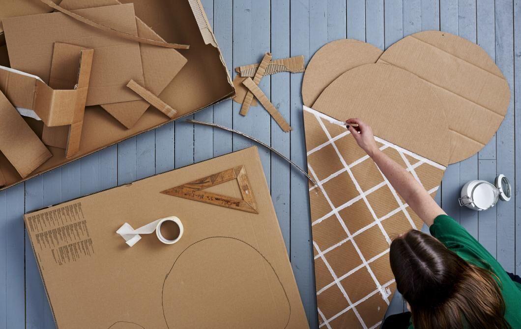 tvoření Ikea