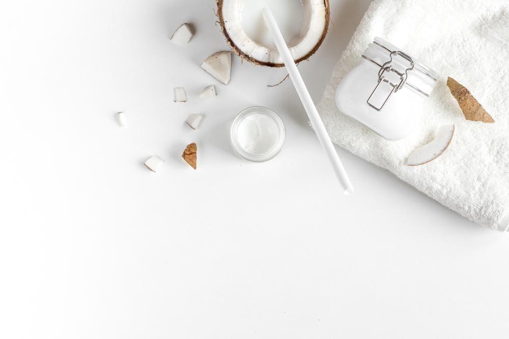 kokosový olej kosmetika